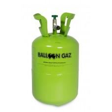 Heliumtankje voor het vullen van 30 ballonnen  (alleen afhalen in de winkel).