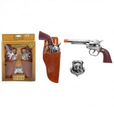 Cowboyset met 2 revolvers