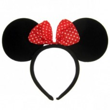 Diadeem Minnie Mouse