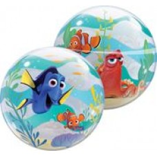 Bubble ballon Finding Dory (zonder helium)