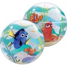 Bubble ballon Finding Dory (met helium)