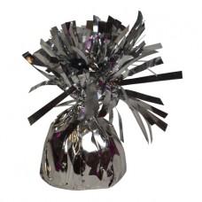 Ballongewicht folie zilver