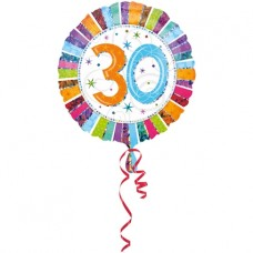 Folieballon 30 (met helium)