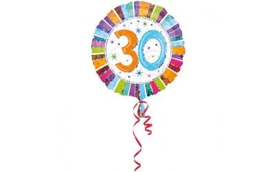 Folieballon 30 (zonder helium)