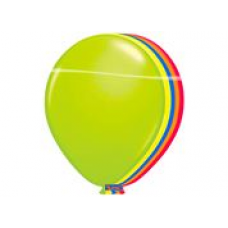 Ballonnen Neon Assorti kleuren