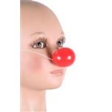 Clownsneus rood