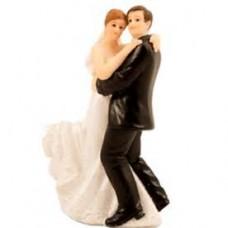 Bruidspaar dansend koppel