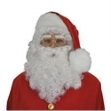Kerstmanset wit