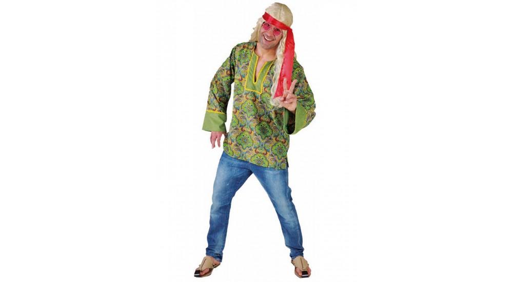 ad09314bd3e Hippie blouse, jaren 60, verhuur, verhuur kleding, kleding verhuur ...