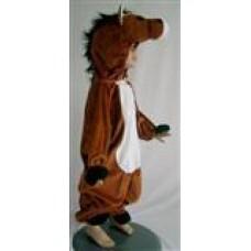 Dierenpak Paard maat 134/146