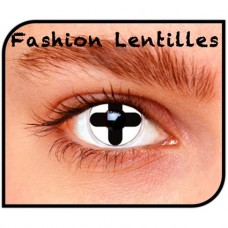 Kleurlenzen Fashion lentilles -  Knock Out maandlenzen