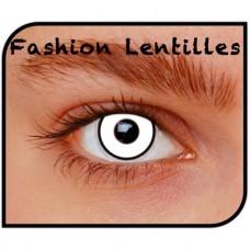 Kleurlenzen Fashion lentilles - Manson maandlenzen