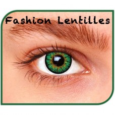Kleurlenzen Fashion lentilles -  London turqouise