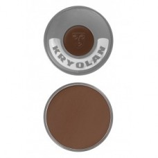 Kryolan Cake Make-Up 40g - 101  Donkerbruin