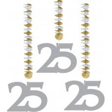 Hangdecoratie 25