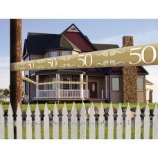 Afzetlint Goud 50 jaar