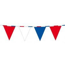 Vlaggenlijn RoodWitBlauw