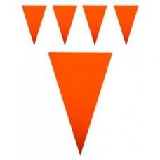 Vlaggenlijn Oranje 10 m/ Uitverkocht