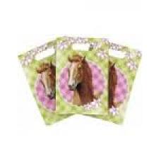 Uitdeelzakjes Paarden