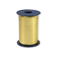 Polyband 400mx5mm metallic goud