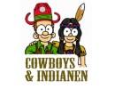Cowboys Indianen