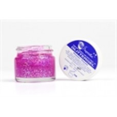 Glittergel lila pot 15 ml. van Superstar