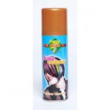 Haarkleurspray goud 125ml