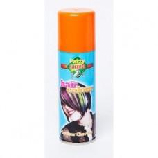 Haarkleurspray 125ml oranje