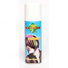 Haarkleurspray 125ml wit
